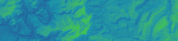 Extract 3 from the EA 2m LiDAR data composite